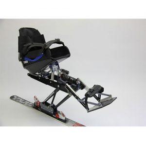 Sit-Skiing