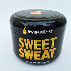 Sweet Sweat packaging
