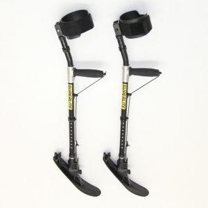 SuperLite Sit-Ski Outriggers - NEXGen Technology