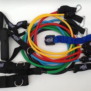 Included in Resistance Band Package