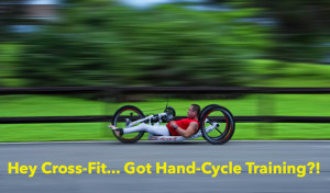 hand-cycle cross-fit