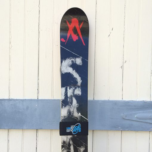Multi-Strap Securing Sit-Skis