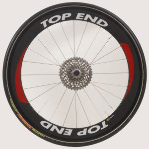 Carbon Fiber Front Wheel