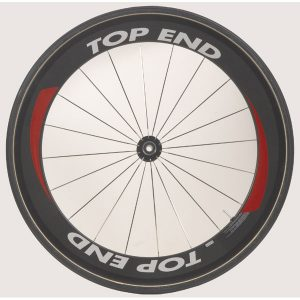 Rear Carbon Fiber Tubular Top End® Wheel