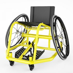 Quad-Rugby Wheelchairs