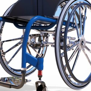 Colours Wheelchairs