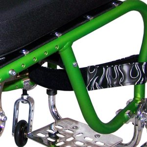 Colours SPAZZ Wheelchair