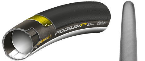 "Continental® ""Podium TT"" Tubular Tires"