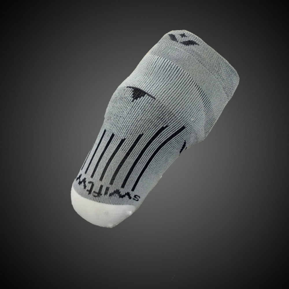 """Swiftwick® VALOR Amputee Liner Sock - 3"""""""