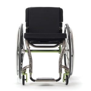 TiLite TRA Titanium Mono-Tube Wheelchair