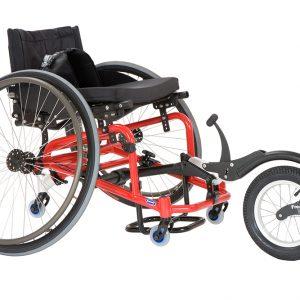 Free Wheel 5k w/ Sports Chair Adaptor
