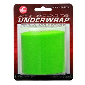 Tape Underwrap by Cramer® - Brite Green