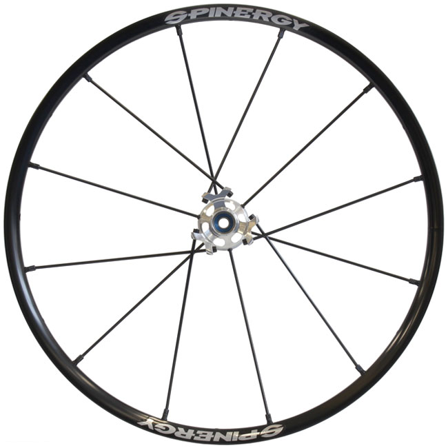 "Spinergy Light Extreme ""LX"" X-Laced 12 Spoke Everyday Wheels"