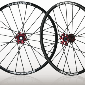 "Spinergy ""SLX"" R-10 X-Laced 24 Spoke Sport Wheel"