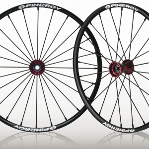 "Spinergy ""SLX"" R-10 24 Spoke 5/8"" Hub Sport Wheel"
