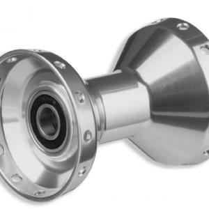 Spinergy SPOX Sport Hub - Silver
