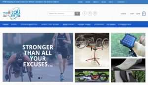 How iRoll Sports Adaptive Wheelchair Sports Online