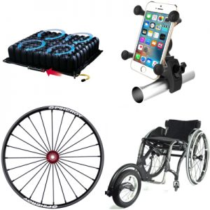 Wheelchair Parts & Accessories