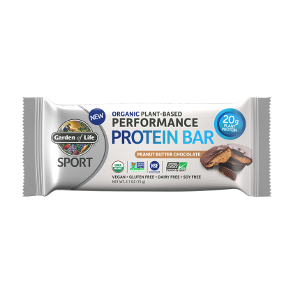 Garden Of Life Sport Performance Protein Bar Peanut Butter Chocolate 12 Bars How Iroll Sports