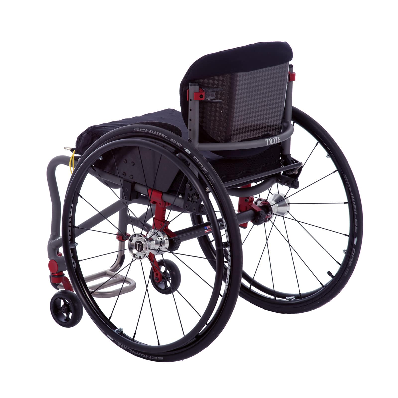 TiLite Aero T Aluminum Wheelchair FREE SHIPPING How iRoll Sports