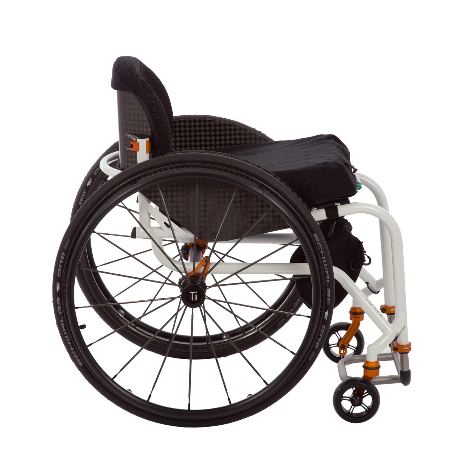 TiLite TR Rigid Titanium Wheelchair FREE SHIPPING How iRoll Sports