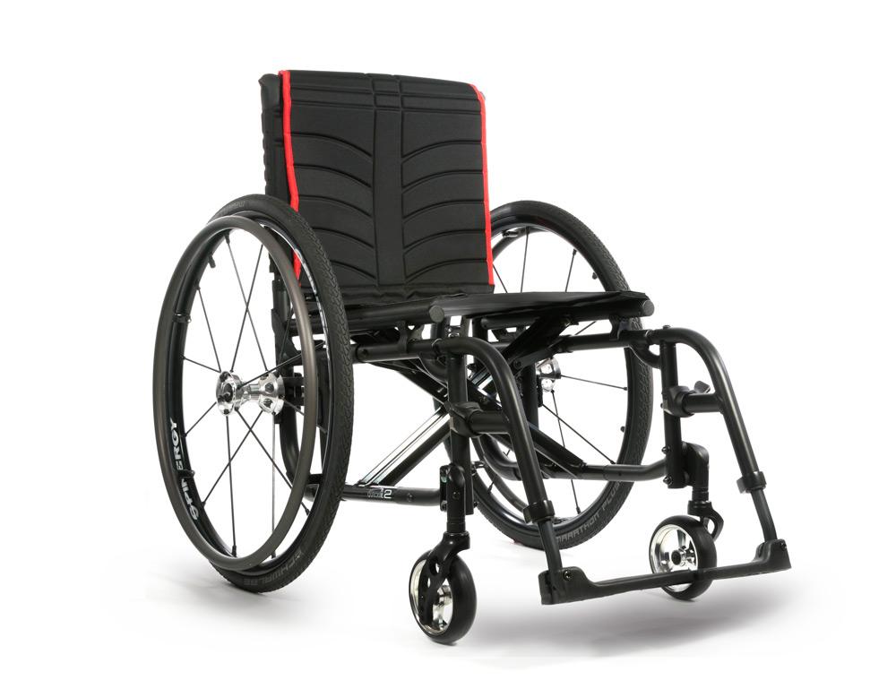 quickie 2 lightweight folding wheelchair coolest