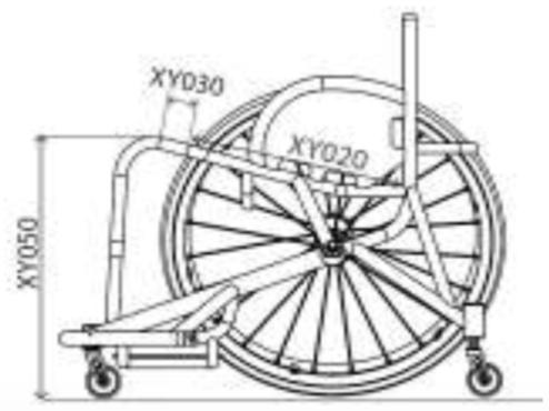 Rgk Allstar Basketball Wheelchair